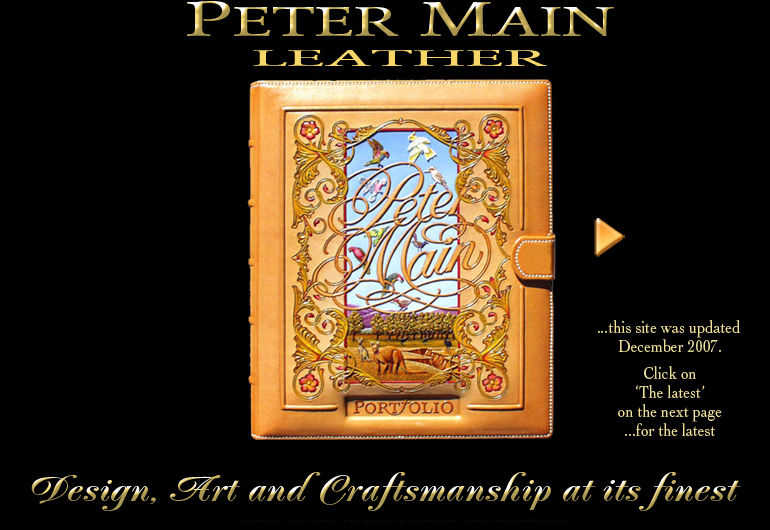 Peter Main Leather Art Gallery  Design  Art  Pictures And